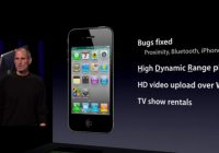 Zit er HDR in iOS 4.2 voor de iPhone 3GS?