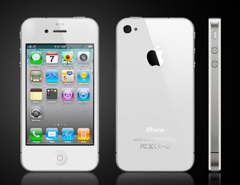 witte iPhone 4