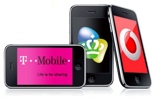 Vodafone zendt officiële Facetime commercial uit