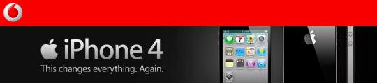 Vodafone werkt aan introductie iPhone in Nederland, prijzen bekend!