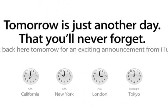 Aankondiging: Nieuwe iTunes (Cloud) dienst op komst