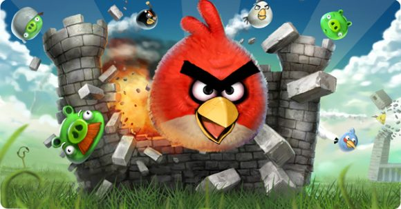 Angry Birds op ware grootte in China