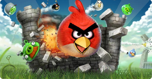 Angry Birds nu met Mighty Eagle en 15 nieuwe levels