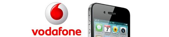 Ook Vodafone start verkoop iPhone 4S