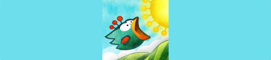 Tiny Wings-update start niet