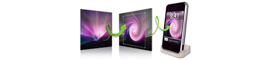 Met iMagePhone Pro heb je steeds de uniekste wallpapers