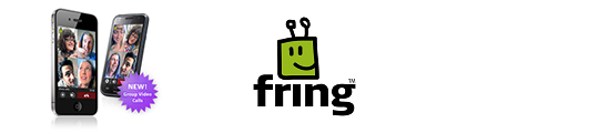 Fring's app update laat videobellen in groep toe