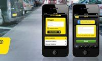 Update Yellowbrick parkeer app