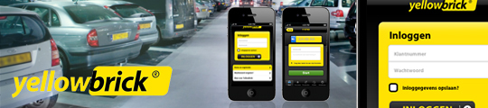 Update Yellowbrick parkeer app