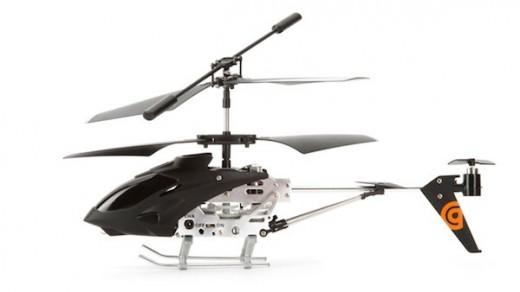 Griffin Helicopter voor iOS apparaten (kerst 2011)