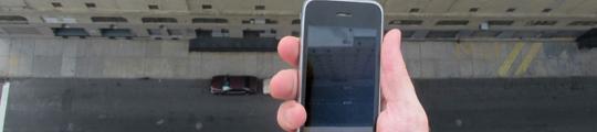 Trend: iPhone laten vallen