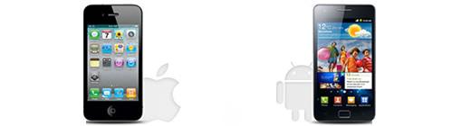 Apple blijft nipt marktleider in Smartphone verkopen