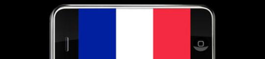 iPhone 5 op 15 oktober in Frankrijk.