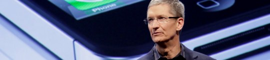 iPhone 5 onthulling op 4 oktober