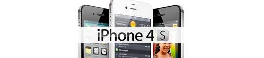 iPhone 4S los kopen bij Apple Store