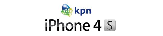 Ook KPN start voorverkoop iPhone 4S
