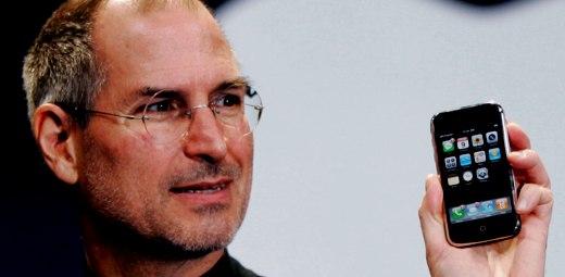 Steve Jobs overleden – 1955-2011
