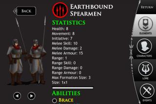 Earthbound Spearmen