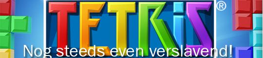 Tetris: Nog steeds even verslavend!