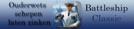 Winactie Battleship Classic