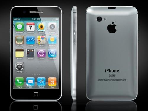 Nieuwe geruchten design iPhone 5 en iPad 3