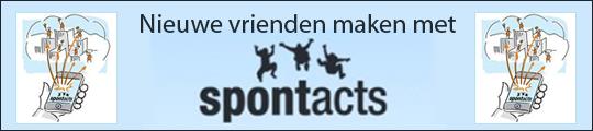 Spontacts: Spontane acties met onbekende mensen