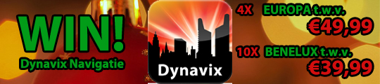 Dynavix navigatie app winnen? (14x)