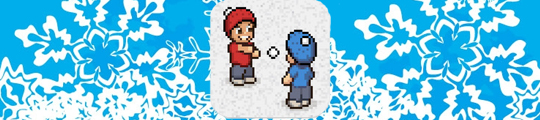 Sneeuwballen gevecht met Snow Fight