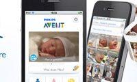 Philips lanceert app voor moeders