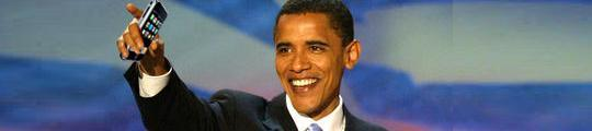 Obama voert campagne via iPhone app Instagram