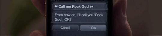 Apple komt met nieuwe Siri reclames voor de iPhone 4s