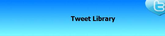 Tweet Library app voor het sorteren van tweets op je iPhone