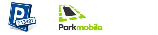 Auto parkeren met Parkmobile app