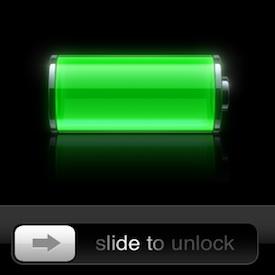iOS ontgrendeling