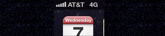 iPhones in Amerika liegen over 4G netwerk sinds iOS 5.1