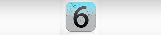 iOS 6 App Store geüpdatet