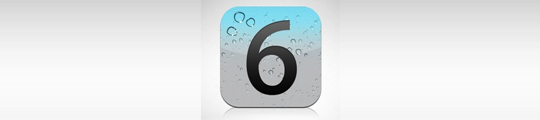 'iOS 6 wordt al getest'