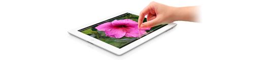 Apple kondigt nieuwe iPad aan – vanaf 24 maart verkrijgbaar