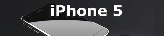 iPhone 5 krijgt unibody behuizing