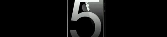 iPhone 5 behuizing uitgelekt