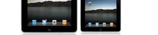 Twee iPad varianten in de maak?