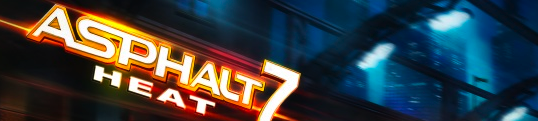Asphalt 7 Heat, nieuwe hete race sensatie