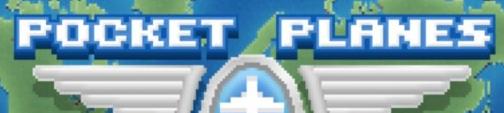 Pocket Planes, verslavend vliegtuig spelletje