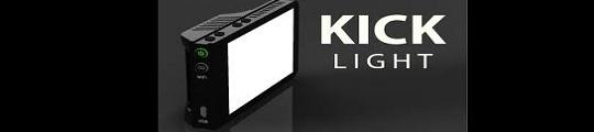 Betere foto's met fotolampje Kick op je iPhone