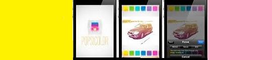 Popsicolor app tovert foto om in aquarel op je iPhone