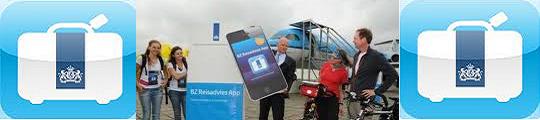BZ Reisadvies app op je iPhone biedt wereldwijd uitkomst