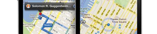 Google Street View voor de iPhone gelanceerd