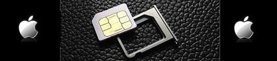 'iPhone vatbaar voor simkaart hack'