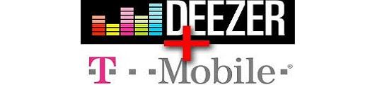 T-Mobile biedt toegang tot muziekdienst Deezer via je iPhone