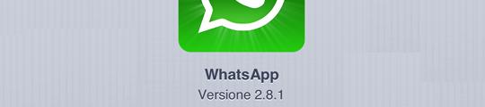 Update voor WhatsApp met nieuwe functies